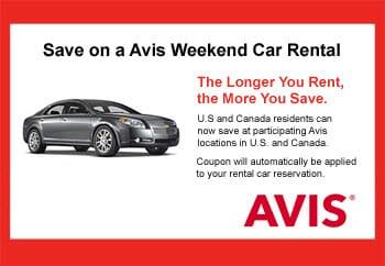 cheap car rental coupons