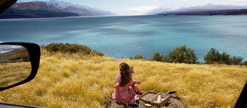 Find joy in the South Island