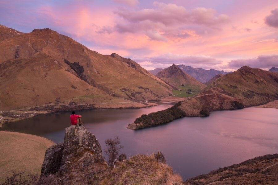 Queenstown to Christchurch for $1 per day*